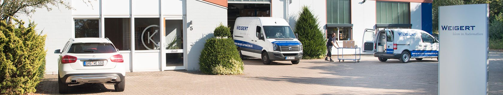 Die Weigert Elektonik GmbH in Bückeburg