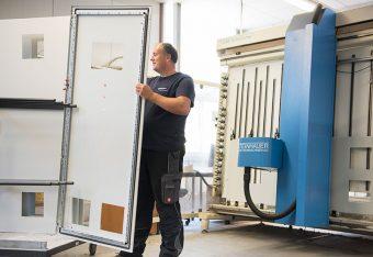 Professioneller Schaltschrankbau bei Weigert Elektronik
